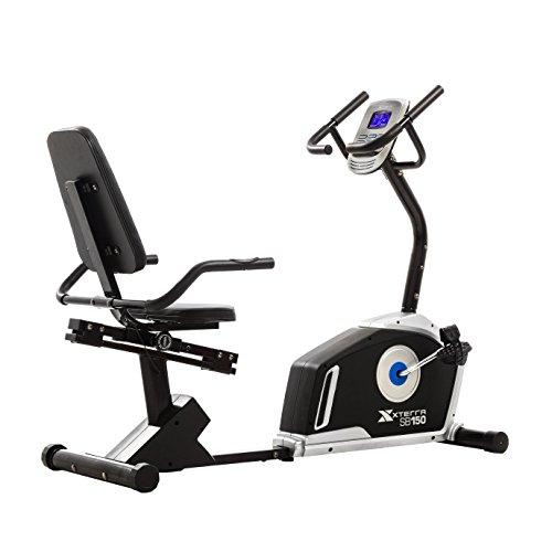 XTERRA SB150 Recumbent Exercise Bike