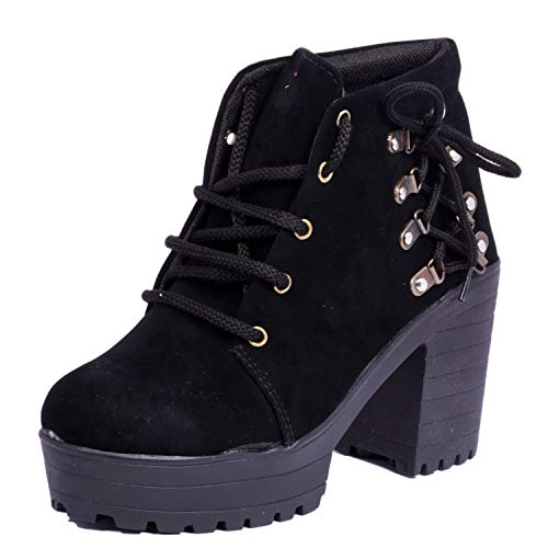LNR Women and Girls Suede Boots