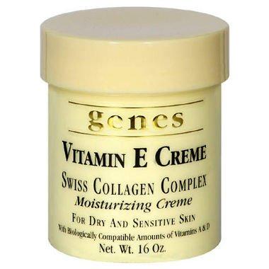 Genes Vitamin E Creme 16 oz. A1