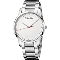 Calvin Klein K2G2G1Z6 City Silver Classic Men's Watch