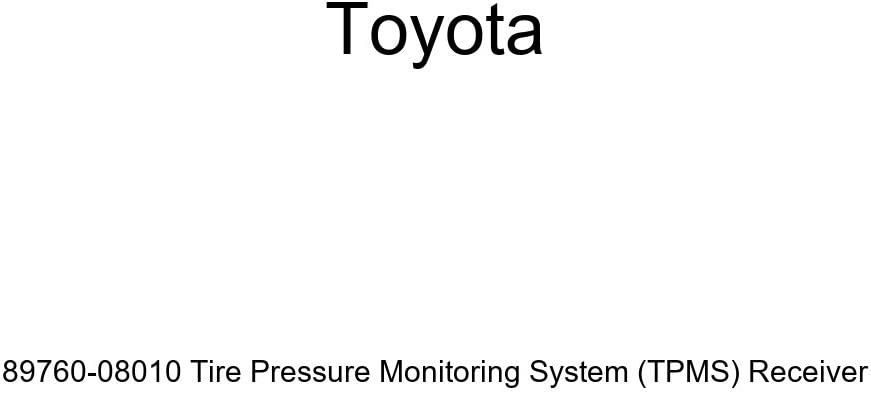 Toyota 89760-08010 Tire Pressure Monitoring System TPMS Receiver