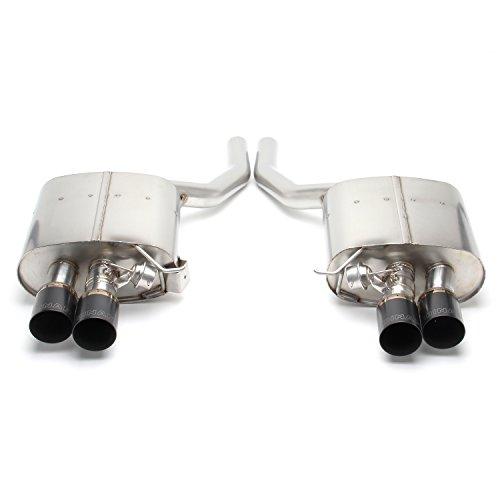 Dinan D660-0038-BLK Exhaust Muffler Assembly