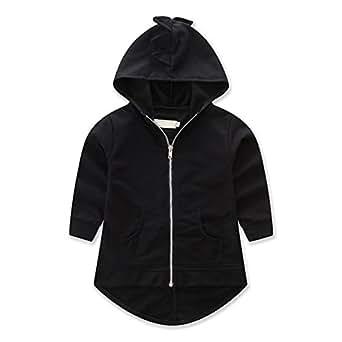 CYNDIE Boy Children Cartoon Shape Design Hooded Coat Jacket Outwear Warm Clothes for Winter Autumn