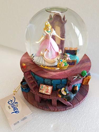 Disney Store Cinderella Snow Globe