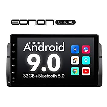 eonon GA9350B Android 9 fit E46 (1999-2004) indash Coche Digital ...