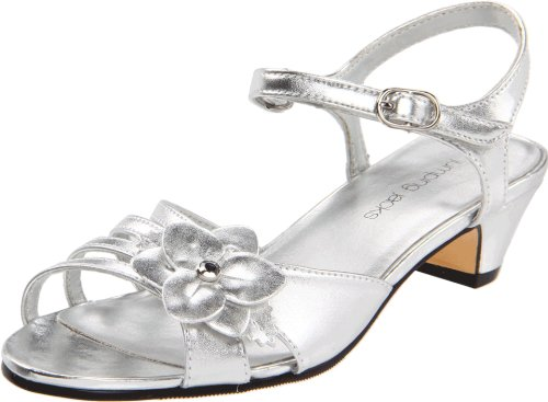 Kid Little Jacks Big Monique Jumping Silver Sandal Kid Smooth xIgC4w