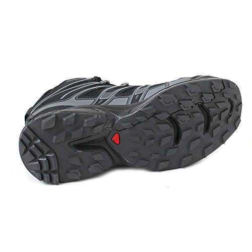 Magnet Homme Hautes L39183200 Black Chaussures Noir Salomon Randonnée Black de XBIxdnz