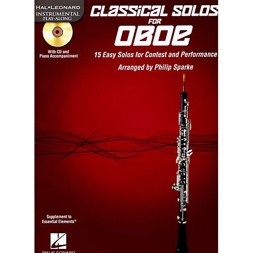 Classical Solos - 15 Easy Solos for Contest and Performance Book/CD Pack of 2
