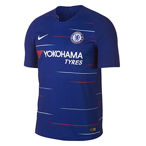 Shirt Home Kit - NIKE 2018-2019 Chelsea Vapor Home Match Shirt