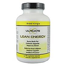 BRAD KING Ulitmate Lean Energy (180 Caps)
