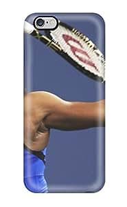 Frances Thompson's Shop 4975017K92357720 For Iphone 6 Plus Fashion Design Serena Williams Tennis Case-