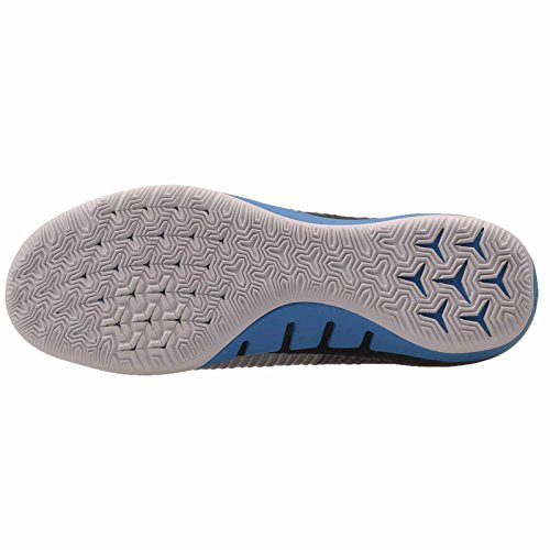 Nike Mercurialx Proximo II IC, Lupo Grigio/White-Pure Platinum, Grigio (Wolf Grey), 45.5 EU Wolf Grey