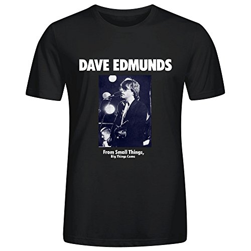 dave-edmunds-from-small-things-t-shirts-for-men-black