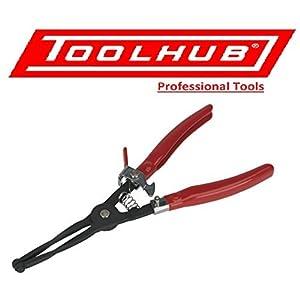 Outil Hub-échappement bride & pinces de serrage de tuyau