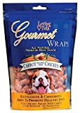 Loving Pets Gourmet Carrot & Chicken Dog Treat Wrap 2.25Lb (6 x 6oz) For Sale
