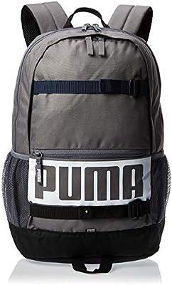 PUMA Deck Backpack Mochilla, Adultos Unisex, Castlerock, OSFA ...