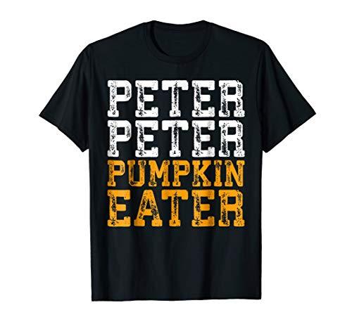 Peter Peter Pumpkin Eater T-Shirt Costume ()