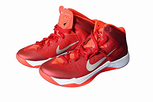 Basketball Red Men's Red Zoom Sneakers Hyperquickness Shoes NIKE White qIAwOf