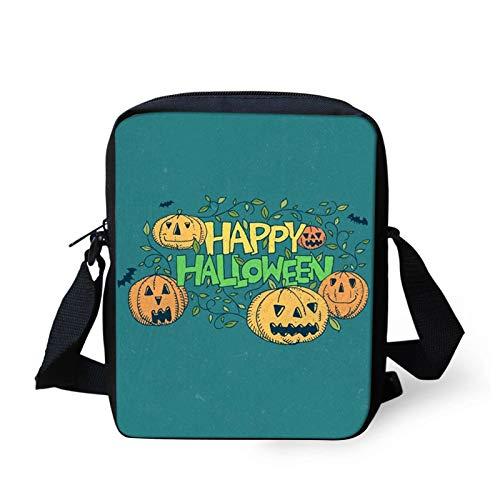 Men 23 Bigcardesigns Purse Shoulder Sling Crossbody Bags Halloween Women Pattern Messenger Style Zipper Bag Mini Kids wxZqS8wR1