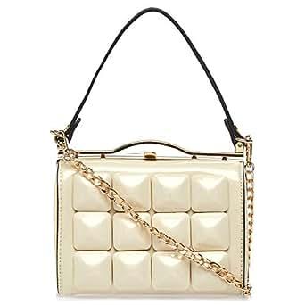 Yuejin Crossbody Bag for Women - Beige