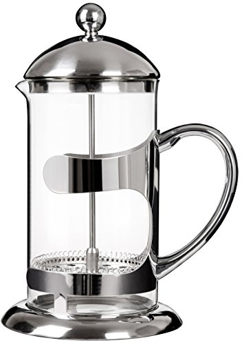 Best savings for Secura 1000ML Glass French Press Coffee Espresso Maker with Stainless Steel Plunger Lid & Heat Resistant Glass, 4-pcs EXTRA Filter Screens 34-Ounce
