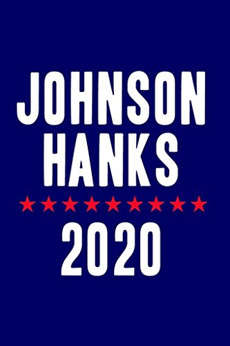 Johnson Hanks 2020 Campaign Mural Giant Poster 36x54 inch