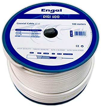 Cable coaxial antena ENGEL/AXIL CA7400R | ENGEL/AXIL Rollo ...