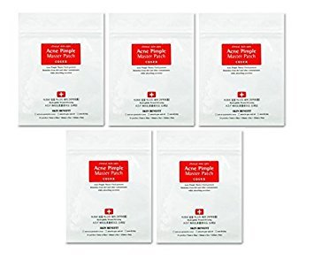Cosrx Acne Pimple Master Patch 24patches5 sheets Adult Acne & Scar, Beauty Tools, Skin Trouble, Acne Patch
