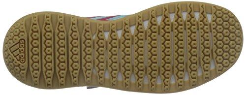 adidas FORTAGYM CF K, Zapatillas de Deporte Unisex Niños Rosa (Rosene/Aquene/Ftwbla 000)