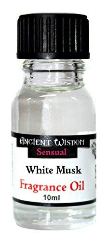 White Musk 10ml Fragrance Oil fragrance-oils-s-z