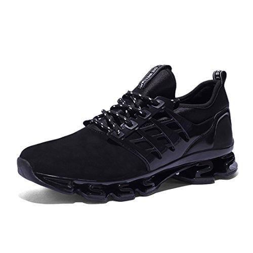 Sneakers noir de Gym Sport Chaussures 3 Mode Hommes Running 58Xxqpw5Z