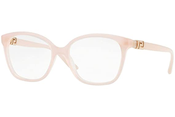 e1abb8f4907 Image Unavailable. Image not available for. Color  Versace VE3235B Eyeglasses  52-16-140 Light Pink w Demo ...
