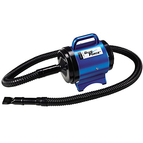 Master Equipment Blue Force Pet Dryer, 1.8 Hp
