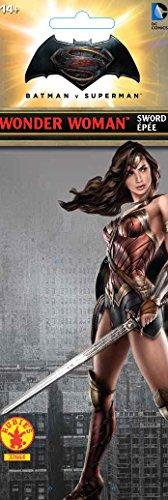 Rubie's Women's Batman v Superman: Dawn of Justice Wonder Woman Sword