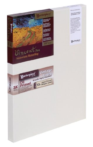 Masterpiece Artist Canvas 42144 Vincent PRO 7/8