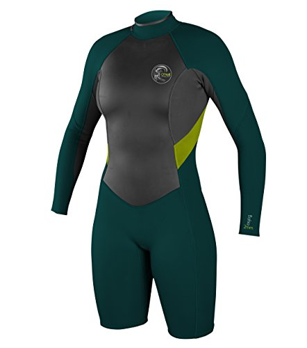 O'Neill Wetsuits Womens 2 mm Bahia Long Sleeve Spring Wet...