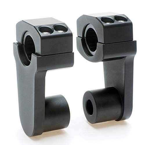 - Pivoting Handlebar Clamp Risers - APE Racing Universal Motorcycle 2