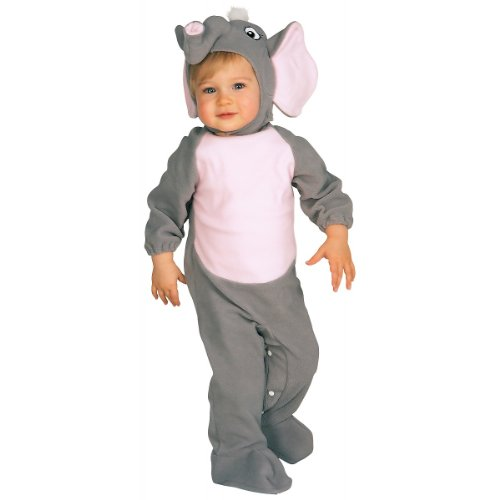Baby Holloween Costumes (Baby Elephant Costume - Newborn)