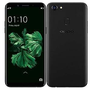 OPPO F5 Dual Sim - 64GB, 4GB RAM, 4G, Black