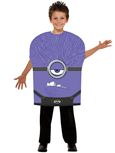 Rubies Despicable Me 2 Purple Minion Costume, -