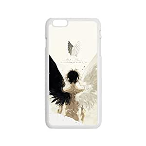 Angel boy Cell Phone Case for Iphone 6 by mcsharks