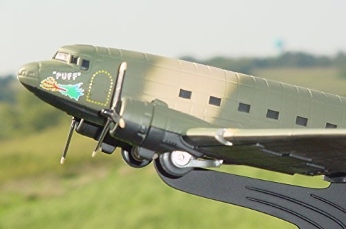 1/72 Ertl Puff FC-47 DC-3 C-47 Airplane for sale  Delivered anywhere in USA