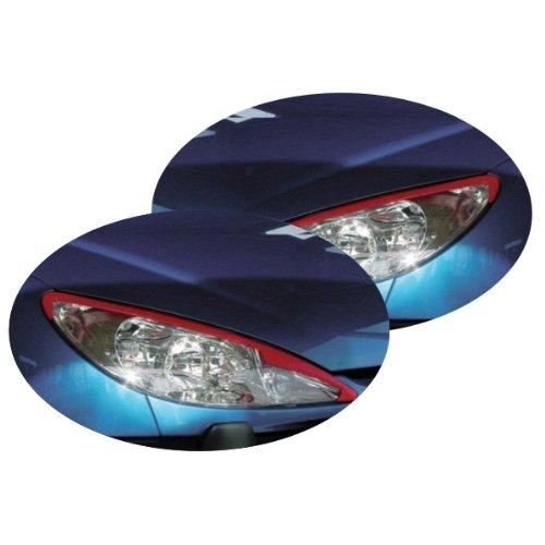 /Lampe Frontale Bezel Mauvais /œil kit pour Pegueot 206/AB Bj 10//98 Akhan Sblp2061/