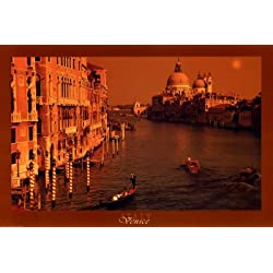 Venice Italy Poster Print by Robert Downs, 36x24 Poster Print by Robert Downs, 36x24