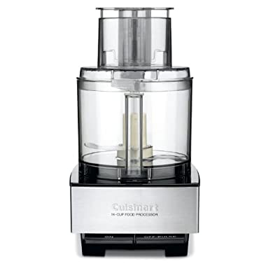 Cuisinart DFP-14BCNY 14-Cup Food Processor, Brushed Stainless Steel