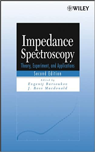 Theory Impedance Spectroscopy Experiment and Applications