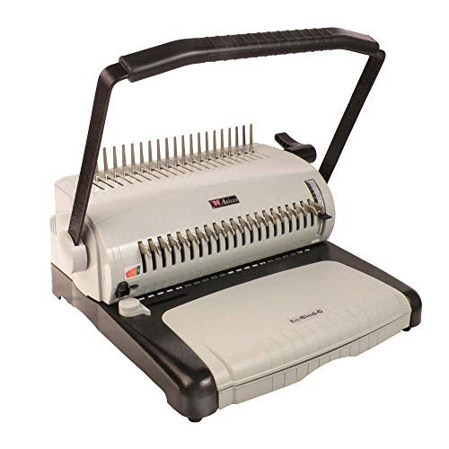Akiles EcoBind-C Plastic Comb Binding Machine
