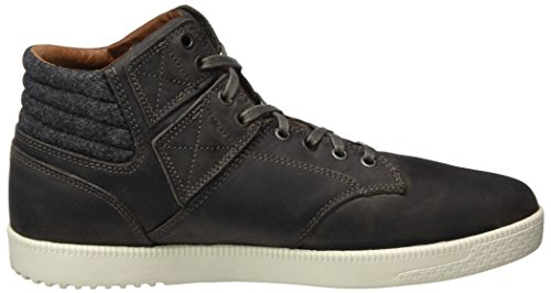 Raybay Anthracite LX Hautes Gris Baskets O'Neill Leather Homme vwz7TRBBp