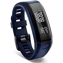 Garmin Vivosmart Heart-rate Activity Tracker (Certified Refurbished) - Blue