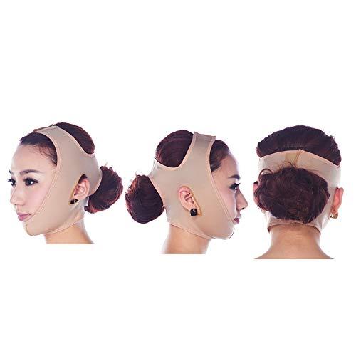 Qiaonai(TM) Women's Face Slim Mask V-Line Chin Cheek Lift Up Band Anti Wrinkle Belt ()